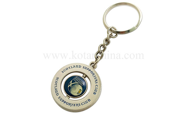 What are the types of key chains? Keychain material introduction